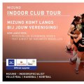 Mizuno Indoor Club Tour